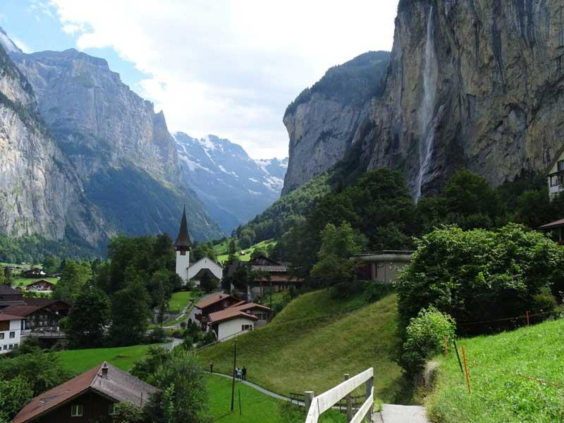 Travel to Interlaken