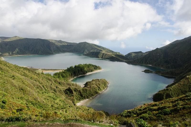 جزر الأزور