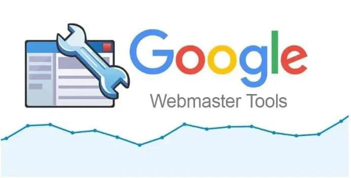 ميزة Google Webmaster