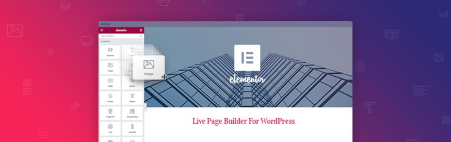 7 – Elementor Page Builder أهم إضافات ووردبريس