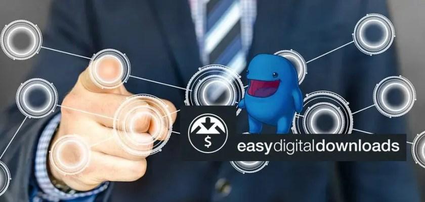 استخدام إضافة Easy Digital Downloads وأهم العمليات خلال ذلك