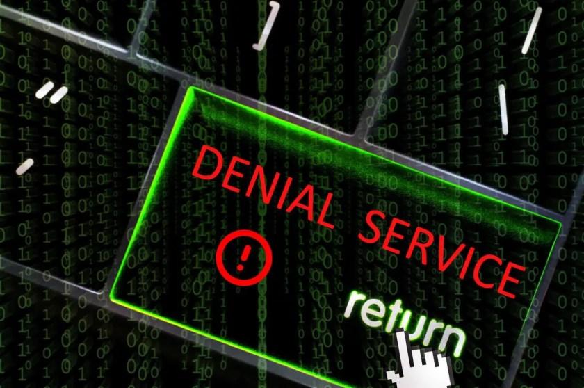 أنواع هجمات DDoS؟