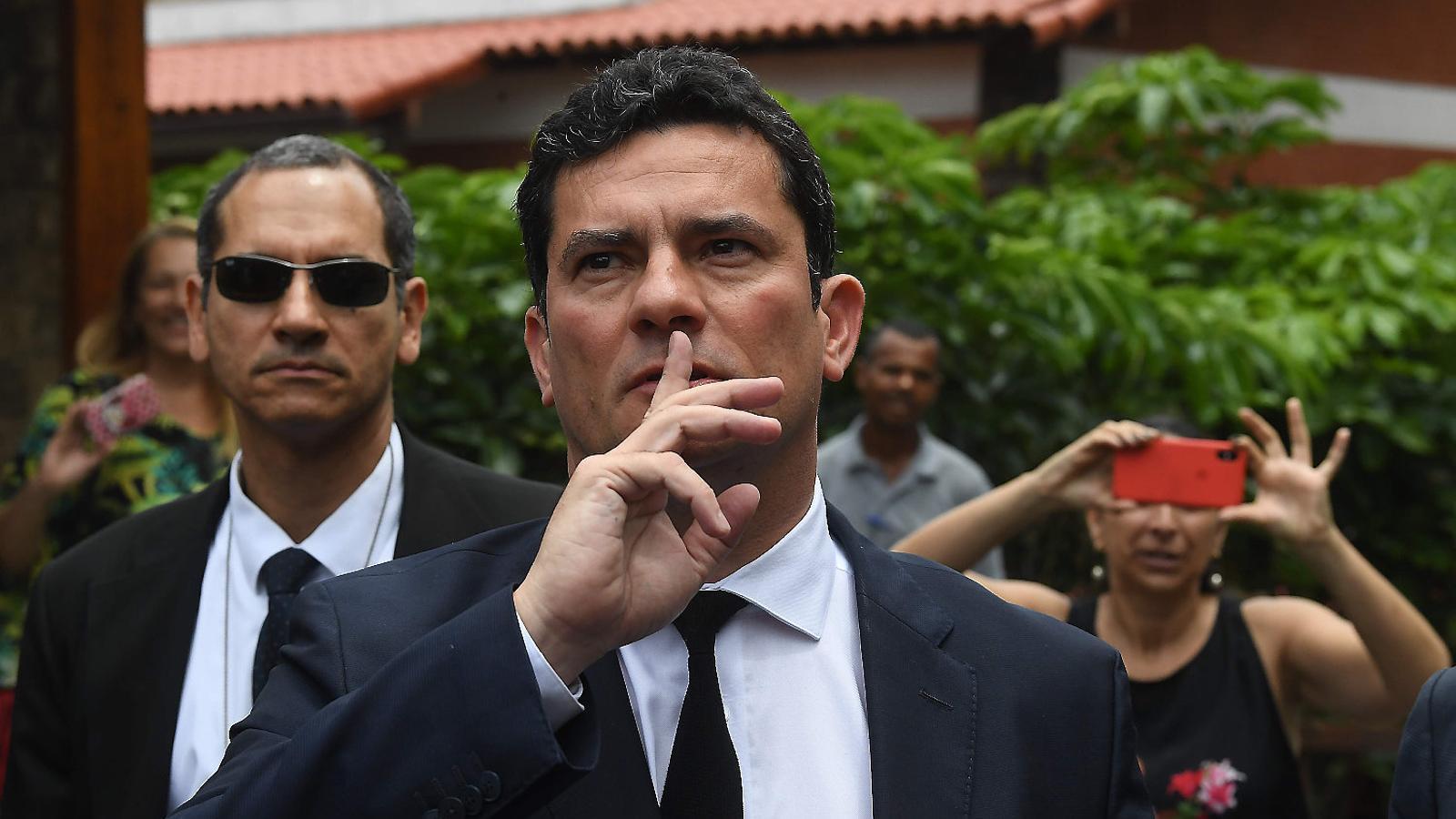 Una investigació periodística qüestiona la imparcialitat del jutge que va enviar Lula a la presó