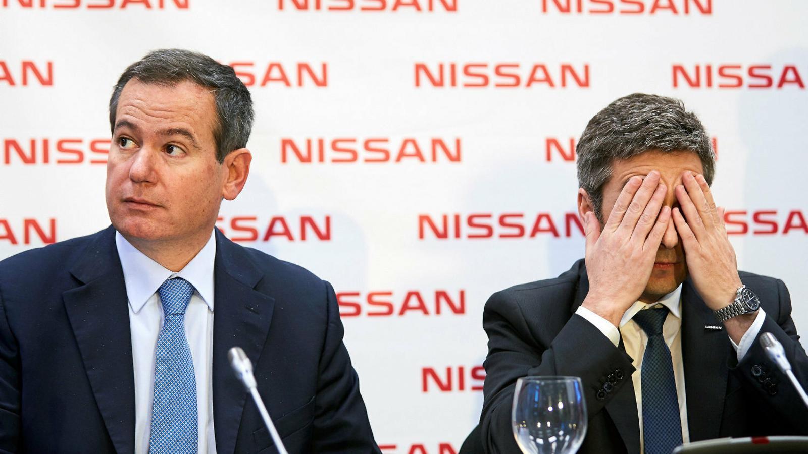 Acord a Nissan per la sortida de 600 empleats de les plantes de Zona Franca i Montcada