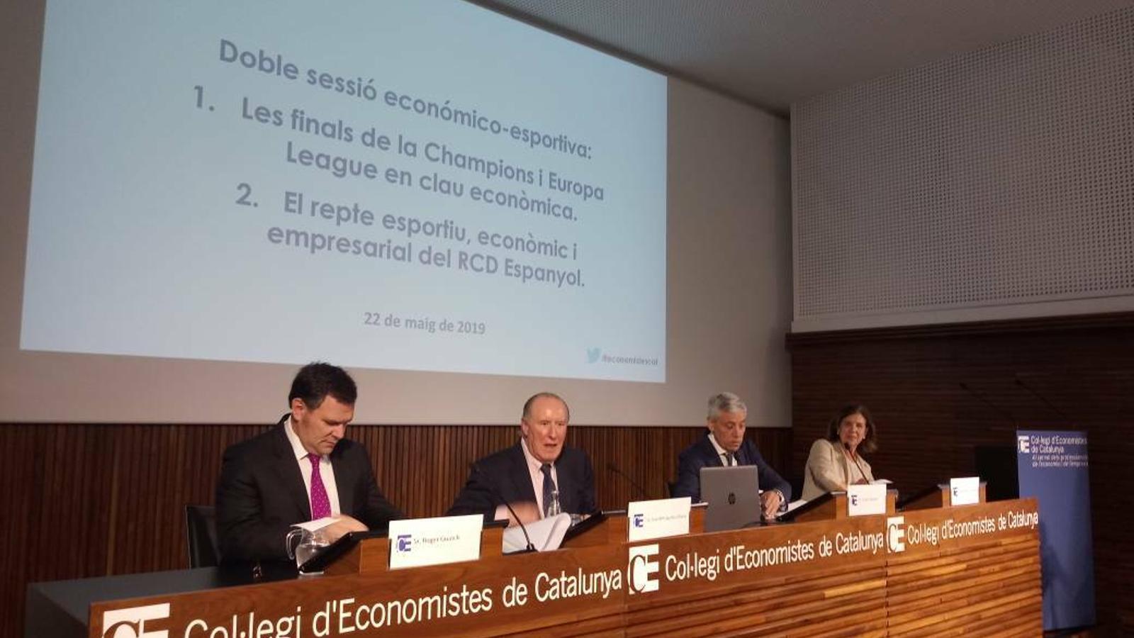 L'Espanyol vol créixer i consolidar-se en el Top 10 fins al 2021