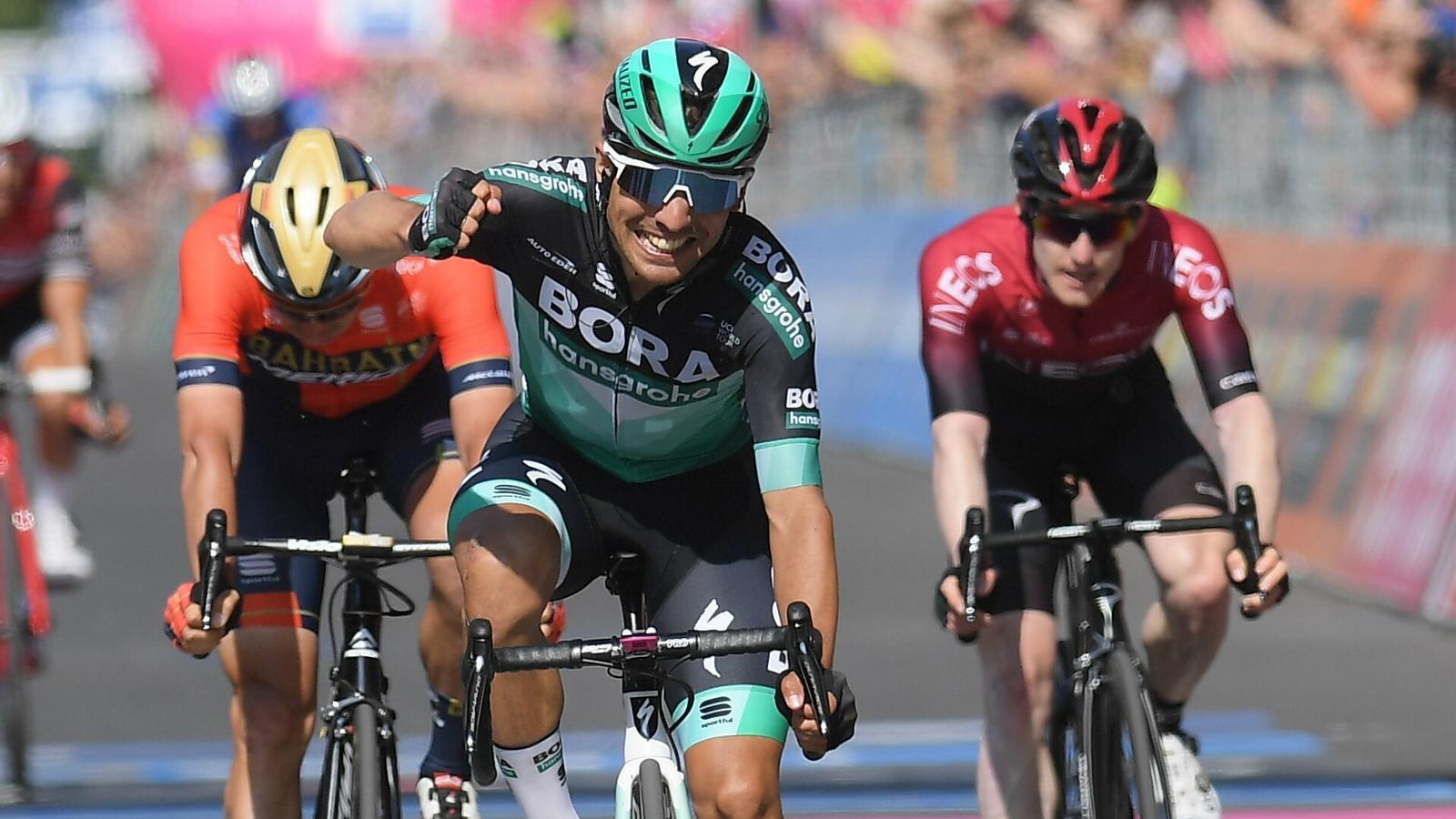 Benedetti guanya i Polanc és el nou líder del Giro