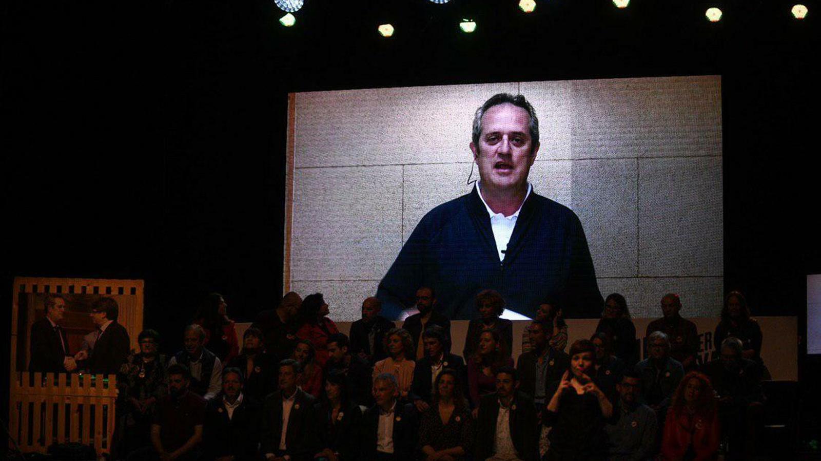 JxCat confia en Puigdemont per guanyar a Europa i als municipis