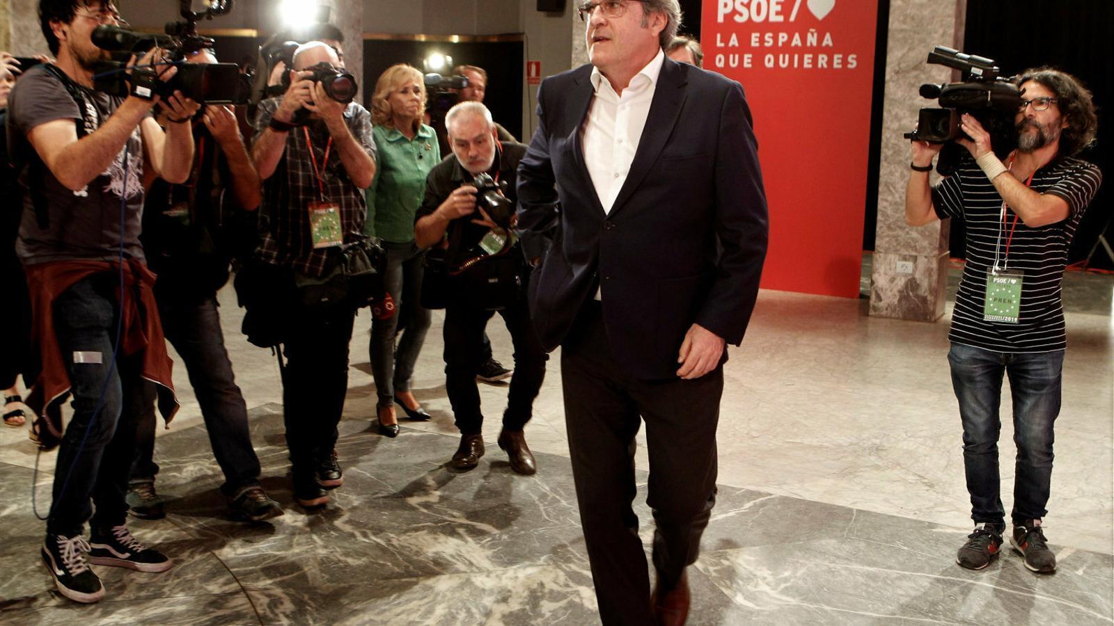 Madrid espatlla la reconquesta socialista