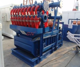 drilling fluids cleaner