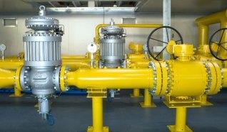 natural gas metering
