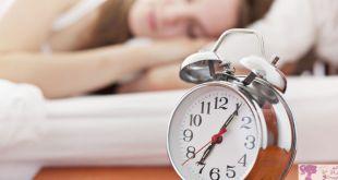 كيفية الاستيقاظ من النوم مبكرا