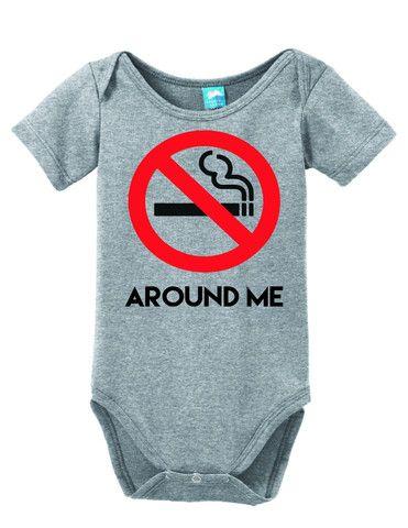 اضرار التدخين على الطفل