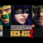 Aaron Taylor-Johnson & Christopher Mintz-Plasse talk KICK-ASS 2 at Comic-Con: Nerdist News