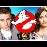 Male-GHOSTBUSTERS with Channing Tatum?! (Nerdist News w/ Jessica Chobot Special Report)