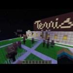 Minecraft Tennis w/ aBoAlHrGbox – ماينكرافت تنس مع هرج