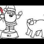 Simon's Cat – Christmas Presence (Part 1 & 2!)