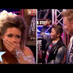 Bars and Melody and Lettice chat to Stephen  Britain's Got More Talent 2014