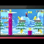 New Official Super Mario Bros. 2 3DS Announcement Trailer Wii Gameplay August 2012 Release Date