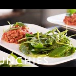 How to Make Steak Tartare with Julien Ponthieu