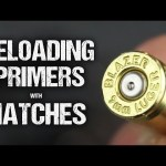 How To Reload Primers with Matches