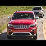 2014 Jeep Grand Cherokee EcoDiesel vs 2013 Volkswagen Touareg! – Head 2 Head Episode 30