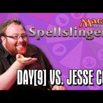 Day[9] vs. Jesse Cox in Magic: The Gathering: Spellslingers Ep 3