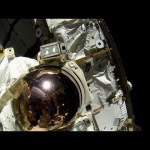 The extravehicular spacesuit – Horizon Tim Peake Special: How to be an Astronaut Preview – BBC Two