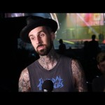 Travis Barker Talks Insane Collaborations at the GRAMMY Awards