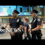 9/11 Anniversary | NYPD Ramps Up Security in Times Square