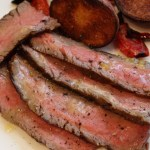 Tuscan-Style Flank Steak – Father's Day Grilled Steak Special!