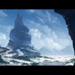 Winter – Speed Painting (#Photoshop) | CreativeStation