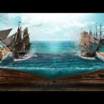 Legends of the Pirates – Speed art (#Photoshop) | CreativeStation