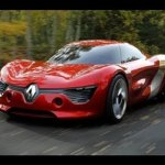 Renault DeZir concept video review by autocar.co.uk