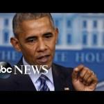 Obama Defends Handling of Russian Hack