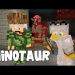 Minecraft – Boss Battles – Minotaur Boss! [9]
