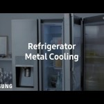 Samsung Food ShowCase Refrigerator : Metal Cooling