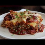 How to Make Deep Dish Lasagna | Pasta Recipes | AllRecipes