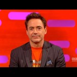 Robert Downey Jr. Baby Name Ideas from Stephen Fry – The Graham Norton Show on BBC America