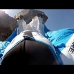 GoPro: Matthias Giraud Jumps Off The Eiger