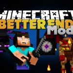 Minecraft Mod – Better End Mod – New Items, Biomes, Bosses and Mobs