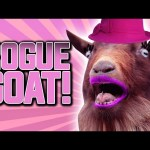 ROGUE GOAT // Goat MMO – Part 3