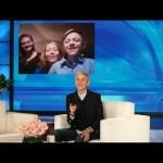 Ellen Surprises Single Mom Stacey Elsenpeter
