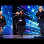 Déjà Vu – Britain's Got Talent 2012 audition – International version
