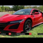 The 2019 NSX Reminds You That Acura Is Honda's Performance Division