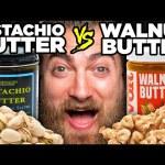 Weird Nut Butter Taste Test