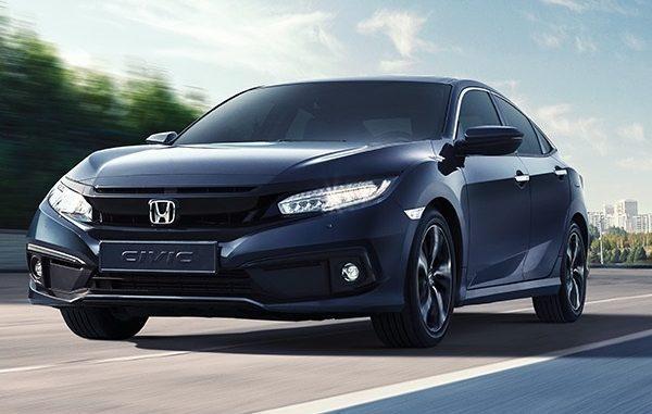2021 Civic Sedan fiyatları Temmuz.