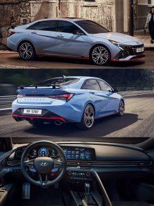 Hyundai Elantra N tanıtıldı.