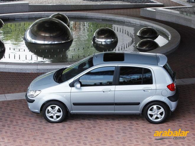 2011 Hyundai Getz 14 DOHC Start Otomatik Tr