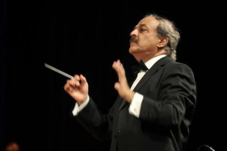 Nabil Azzam Leads 40 Piece Orchestra to Michigan for One Night Only