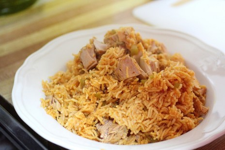 Mezroota – Tuna and Rice